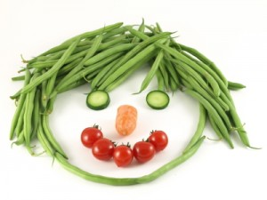 Smiling Vegetable