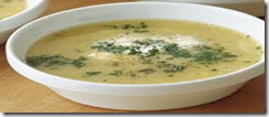 Plant-based Mashed Potato Soup